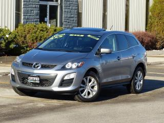 Used 2012 Mazda CX-7 AWD,LEATHER,HEATED SEATS,FULLY LOADED,CERTIFIED, for sale in Mississauga, ON