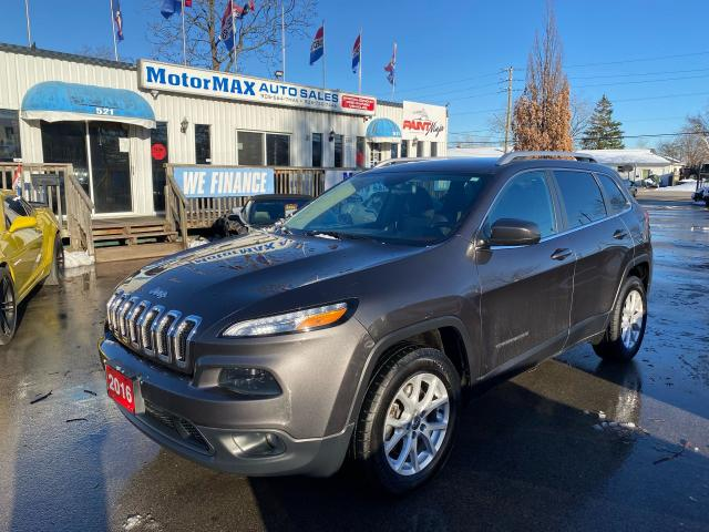 2016 Jeep Cherokee North-4x4-V6-WE FINANCE