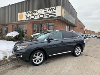 Used 2011 Lexus RX 350 RX 350 for sale in North York, ON