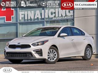 Used 2019 Kia Forte LX | Lane Assist | 8inch Screen | Android Auto for sale in St Catharines, ON