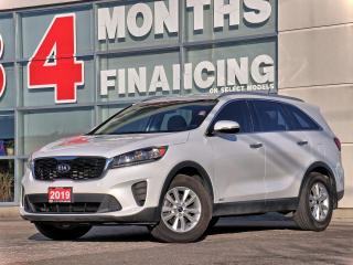 Used 2019 Kia Sorento LX AWD | FREE 6-YEAR WARRANTY | KIA CPO for sale in St Catharines, ON