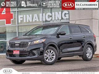 Used 2020 Kia Sorento LX+  | Pwr Seat | Blindspot Alert | Climate Ctrl for sale in St Catharines, ON