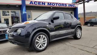 Used 2012 Nissan Juke awd, no accidents, one owner for sale in Hamilton, ON