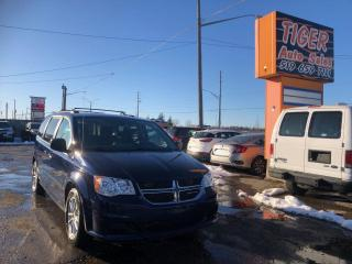 Used 2017 Dodge Grand Caravan SXT ONLY 64KMS 1 OWNER DVD CAM CERTIFIED for sale in London, ON