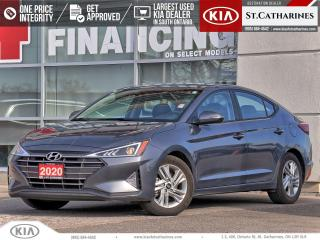 Used 2020 Hyundai Elantra Preferred w/Sun & Safety Package for sale in St Catharines, ON