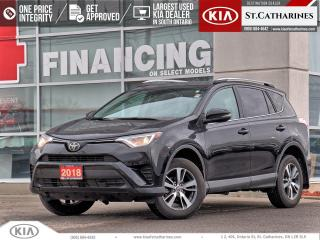 Used 2018 Toyota RAV4 LE | LANE ASSIST | BACKUP CAM | RADER CRUISE for sale in St Catharines, ON