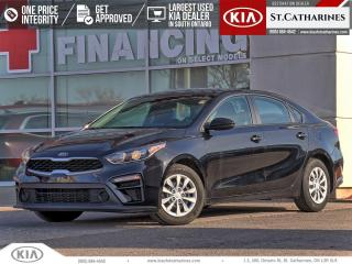 Used 2019 Kia Forte LX | Lane Assist | 7inch Screen | Android Auto for sale in St Catharines, ON