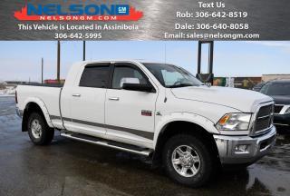 Used 2012 RAM 3500 Laramie for sale in Avonlea, SK