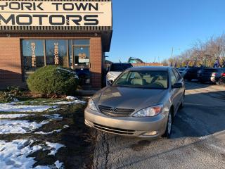 Used 2003 Toyota Camry XLE for sale in North York, ON