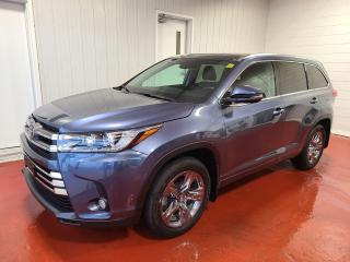 Used 2018 Toyota Highlander LIMITED AWD for sale in Pembroke, ON