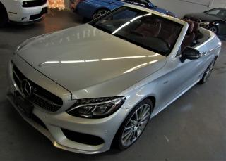 Used 2017 Mercedes-Benz C-Class AMG C 43 for sale in North York, ON
