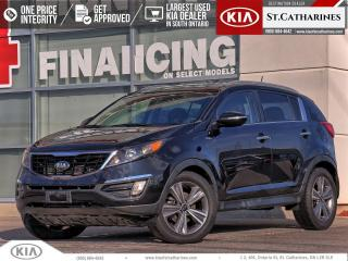 Used 2014 Kia Sportage SX AWD | SENSOR | BACKUP CAM | CLIMATE CTRL for sale in St Catharines, ON