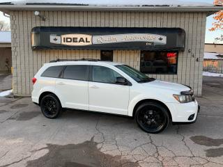 Used 2013 Dodge Journey SXT for sale in Mount Brydges, ON