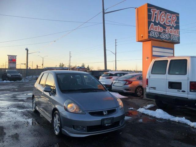2008 Honda Fit Sport ALLOYS GOOD CONDITION DRIVES GREAT AS IS