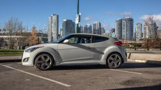 Used 2013 Hyundai Veloster Turbo for sale in Vancouver, BC