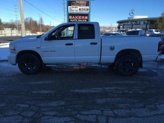 Used 2007 Dodge Ram 1500 SLT for sale in Newmarket, ON