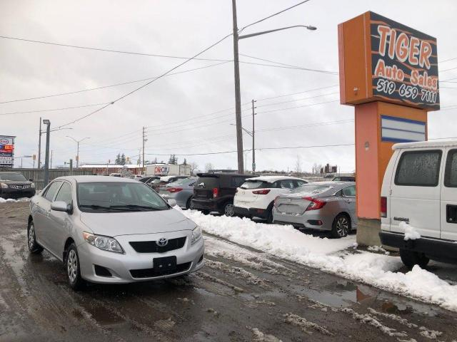 2010 Toyota Corolla CE AUTO ONLY 160KMS RELIABLE CERTIFIED