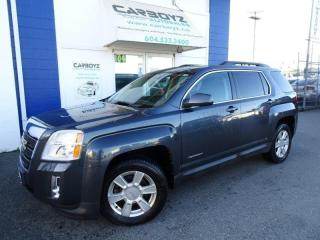 Used 2010 GMC Terrain SLE-2, Sunroof, Htd Seats, Rev Camera, One Owner for sale in Langley, BC