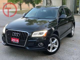 Used 2016 Audi Q5 2.0T Komfort for sale in Burlington, ON