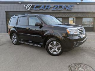 Used 2013 Honda Pilot EX-L for sale in Calgary, AB