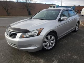 Used 2010 Honda Accord EX-L for sale in Brampton, ON