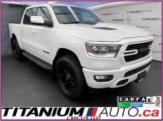 Used 2019 RAM 1500 SPORT+Crew Cab+Pano+Cooled Leather+GPS+Hemi 4X4 for sale in London, ON