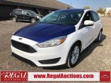 Photo of White 2015 Ford Focus