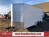 Photo of White 2018 ROYAL LCHT35-716-78 T/A V-NOSE ENCLOSED TRAILER