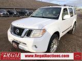 Photo of White 2012 Nissan Pathfinder