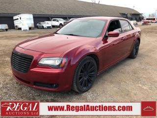 Used 2012 Chrysler 300 S V6 4D SEDAN RWD 3.6L for sale in Calgary, AB
