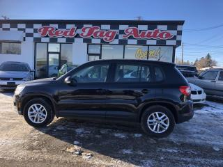 Used 2010 Volkswagen Tiguan S 4Motion Automatic AWD for sale in Saskatoon, SK