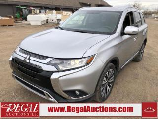 Used 2019 Mitsubishi Outlander ES TOURING 4D UTILITY 7PASS 4WD 2.4L for sale in Calgary, AB