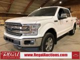 Photo of White 2018 Ford F-150