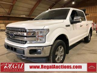 Used 2018 Ford F-150 LARIAT 4D SUPERCREW 4WD for sale in Calgary, AB