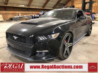 Used 2016 Ford Mustang 2D Coupe for sale in Calgary, AB