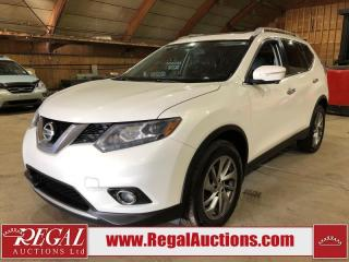 Used 2014 Nissan Rogue SL 4D Utility AWD for sale in Calgary, AB