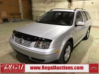 Used 2003 Volkswagen Jetta GLS 4D WAGON TDI for sale in Calgary, AB