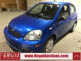 Photo of Blue 2004 Toyota Echo