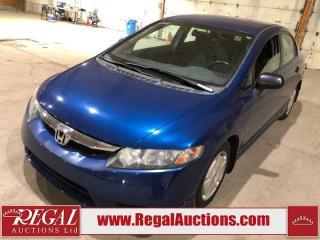 Used 2011 Honda Civic 4D Sedan for sale in Calgary, AB