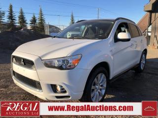 Used 2011 Mitsubishi RVR 4D Utility 4WD for sale in Calgary, AB