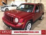 Photo of Red 2012 Jeep Patriot