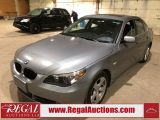 Photo of Silver 2006 BMW 5 Series