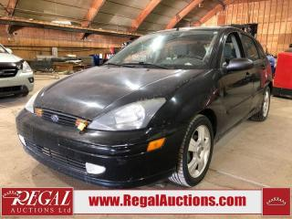 Used 2004 Ford Focus ZX5 4D Hatchback for sale in Calgary, AB