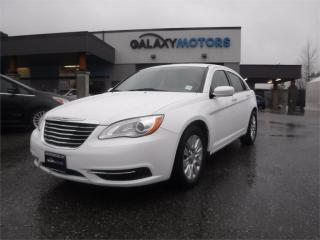 Used 2014 Chrysler 200 LX*LIFETIME FREE CAR WASHES* for sale in Duncan, BC