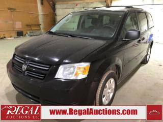 Used 2010 Dodge Grand Caravan 4D Sports VAN for sale in Calgary, AB