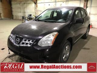 Used 2012 Nissan Rogue 4D Utility FWD for sale in Calgary, AB