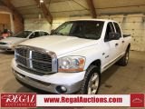 Photo of White 2008 Dodge RAM 1500 SXT QUAD CAB 4WD