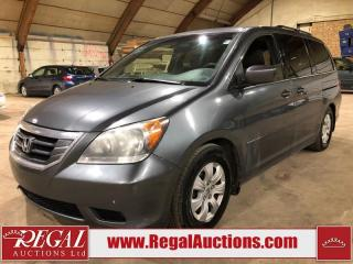 Used 2010 Honda Odyssey 4D SPORTS VAN for sale in Calgary, AB