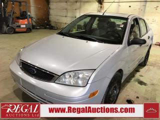 Used 2007 Ford Focus 4D Sedan for sale in Calgary, AB