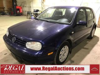 Used 2006 Volkswagen Golf GLS 4D Hatchback 2.0L for sale in Calgary, AB